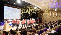 第52回 かまた祭開会式 (片柳記念ホール)
