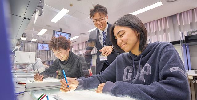 アニメーターの専門学校|4・2年制 | 東京|日本工学院