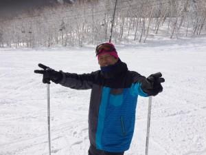 スキー2017⑤