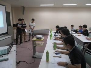 HFA へ学生プレゼン-1