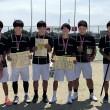 日本工学院八王子専門学校 テニス部 男子部員のみなさん